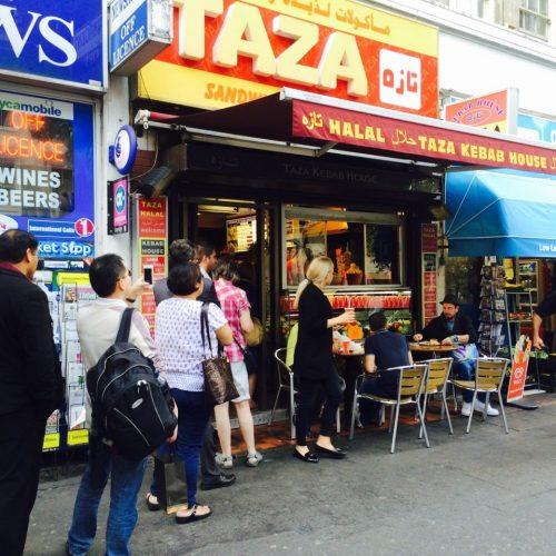 Taza Kebab House - London